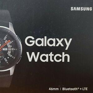Samsung SM-R805 Galaxy Watch 46 mm LTE Silber Smartwatch - Händler