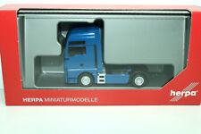 Herpa 308328  MAN TGX XXL Euro 6c Zugmaschine, blau, Neu/OVP, 1:87