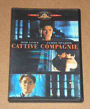 CATTIVE COMPAGNIE (ROB LOWE, JAMES SPADER) - DVD FILM COME NUOVO (MINT)
