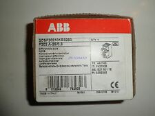 ABB 2CSF202101R1630 Fehlerstrom-Schutzschalter F202 A-63/0,3 *Neu* *1 Stück*