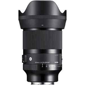 Sigma 35mm f/1.4 DG DN Sony E Art Series