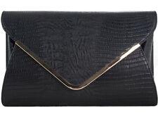 Bolsos de mujer pequeños sintético color principal negro