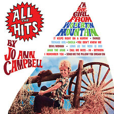 Jo Ann Campbell – All The Hits CD