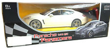 1:14 Porsche Panamera Licensed Electric Radio Remote Control RC Car w/Lights New