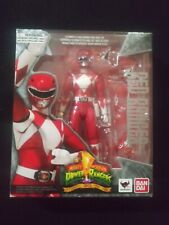 s.h. figuarts power rangers mighty morphin Red Ranger