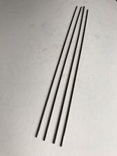 Esagonale in acciaio dolce 1.75MM in tutto il Scarpe Basse x 330MM di lunghezza (4 per confezione)