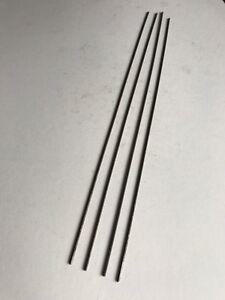 HEXAGONAL MILD STEEL 1.75MM ACROSS THE FLATS x 330MM LONG (4 PER PACK)