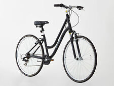 GREENWAY Ladies Alloy frame  City/Hybrid Bike,Front suspension ,Size 26 Inch