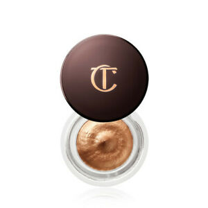 CHARLOTTE TILBURY Eyes to Mesmerize Cream Eyeshadow Pot STAR GOLD Shimmer BNIB