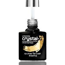 "Brand New Crystal-G "" NO WIPE TOP COAT 8ml "" UV / LED Gel Nail Polish UK Brand ."
