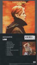 David Bowie Low Cd Album (edition 1999)