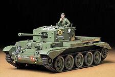 Tamiya America [TAM] 1:35 Cromwell MK IV Tank Plastic Model Kit 35221 TAM35221