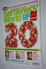 March Home & Garden Monthly Gardeners' World Magazines