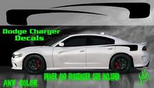 2011 2012 2013 2014 2015 Dodge Charger Spear Graphic Decals Sxt Hemi Srt RT Scat
