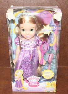 Disney Princess TANGLED TODDLER RAPUNZEL 15 Inch Toddler Doll