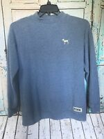 Women's Victoria's Secret PINK Turtle Neck Pullover Long Sleeve Top Size XS
