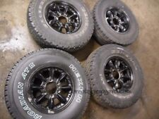 Mitsubishi Delica L300 L400 Alloy wheels set alloys general grabber tyres 30x9.5