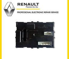 RENAULT CLIO MODUS Mk 3 ECU BCN Unidad Módulo de control SERVICIO DE REPARACIÓN