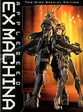 Appleseed: Ex Machina (DVD, 2008, 2-Disc Set; Special Edition Steelbook)