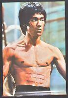 Poster Bruce Lee Die Spiel Der Tod Kung Fu Chen Orient China Furore P02