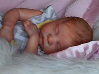 Custom Reborn Baby Levi*Bonnie Brown*Alicia's Angels*