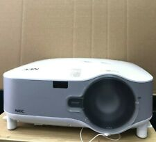 NEC NP3150 5000 Lumens Large Venue Projector - Only 719 hrs lamp life used