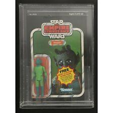 GREEDO Vintage Star Wars Action Figure Unpunched Kenner 21G ESB 39020 21 Back