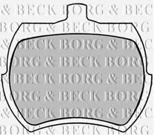 BORG & BECK BBP1409 BRAKE PAD SET FOR DISC BRAKE FRONT AXLE RC568563P OE QUALIT