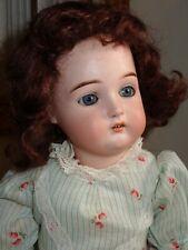 Darling K&R Kammer Reinhardt 192 Antique German Bisque Head Doll