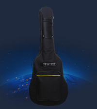 "41"" Guitar Bag Padded Acoustic Guitar Gig Bag Double Straps Backpack NEW"