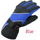 1Pair hiver imperméable chaud ski / équitation / gants de snowboard / moto