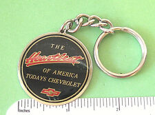 CHEVROLET  - the Heartbeat of America  -  logo -  keychain GIFT BOXED