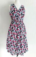 GORGEOUS JOJO Maman Bebe Floral Maternity Dress Size 10