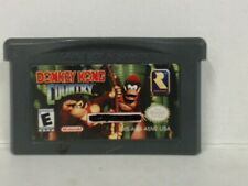 DONKEY KONG COUNTRY Gameboy Advanced GBA Acceptable