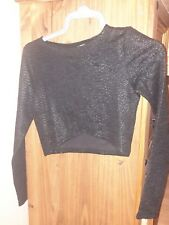 h & M girls top size small