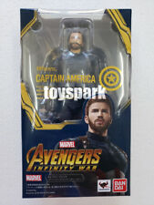 BANDAI S.H.Figuarts Marvel Avengers Infinity War CAPTAIN AMERICA action figure