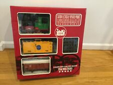 LGB G SCALE #20401  GROSS BAHN THE BIG TRAIN IN BOX, INSTRUCTION -WORK