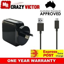 USB AC Adapter Wall Charger for Blackberry Pearl 8100 / Curve