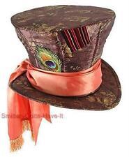Burtons ALICE Wonderland Ladies SMALL MAD HATTER HAT Exact Prop Replica DEPP