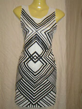 Wiggle/Pencil Knee-Length Striped Dresses for Women