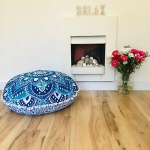 Filled Mandala Floor Cushions