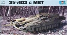 Trumpeter 07220 1/72 Strv103 c MBT