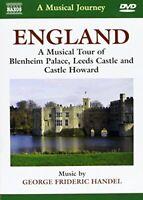 George Frideric Handel - England - A Musical Journey [2008] [DVD][Region 2]