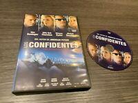 Los Fiducioso DVD Kim Basinger Winona Ryder Mickey Rourke Billy Bob Thronton