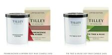 XMas Special - Tilley Australia Candles - Aromatic and Organic Soy Candle 240g