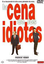 PELICULA DVD LA CENA DE LOS IDIOTAS PRECINTADA