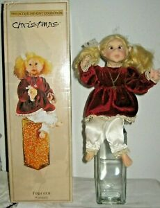 """Jacqueline Kent Collection """"Popcorn"""" Doll #344605 in Box, Complete, Nice!"""