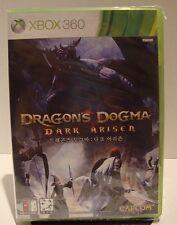Brand New! DRAGON'S DOGMA DARK ARISEN - CAPCOM - Korean Version XBOX 360 Korea