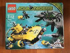 Lego Aqua Raiders Crab Crusher 7774 *RETIRED*