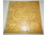 Chicago - Chicago VII - 2 LP FOC OIS - embossed, textured Cover